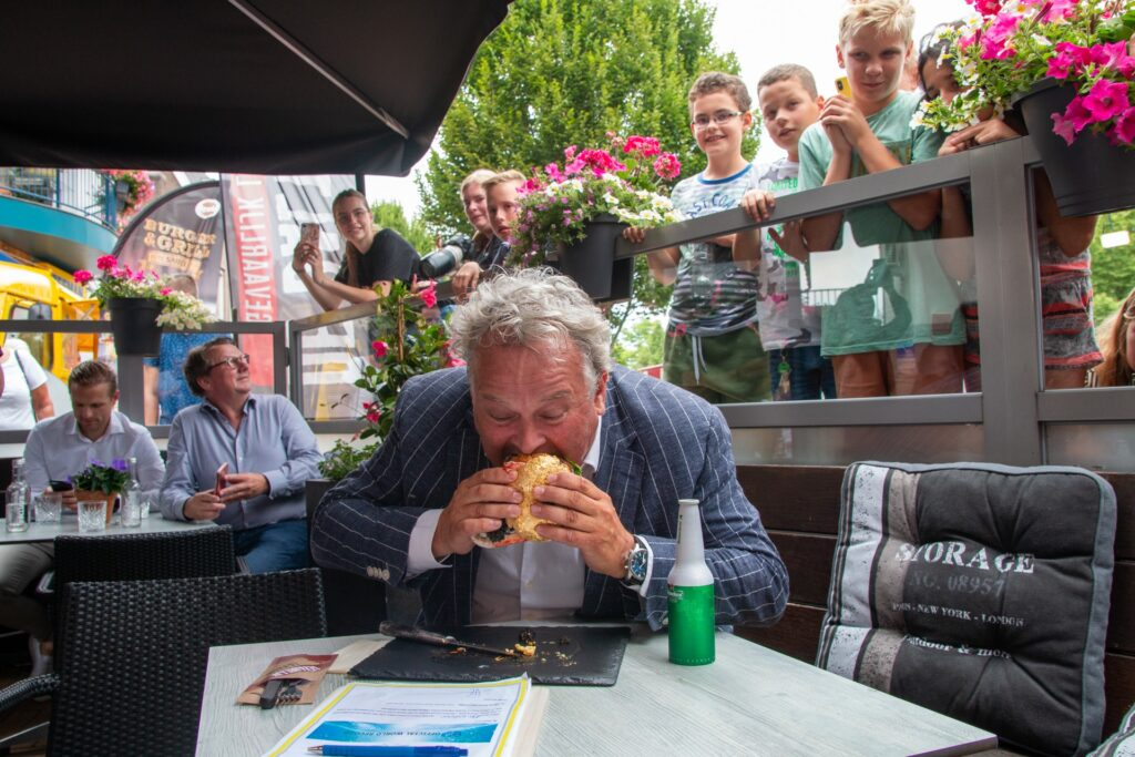 The Golden Boy duurste hamburger