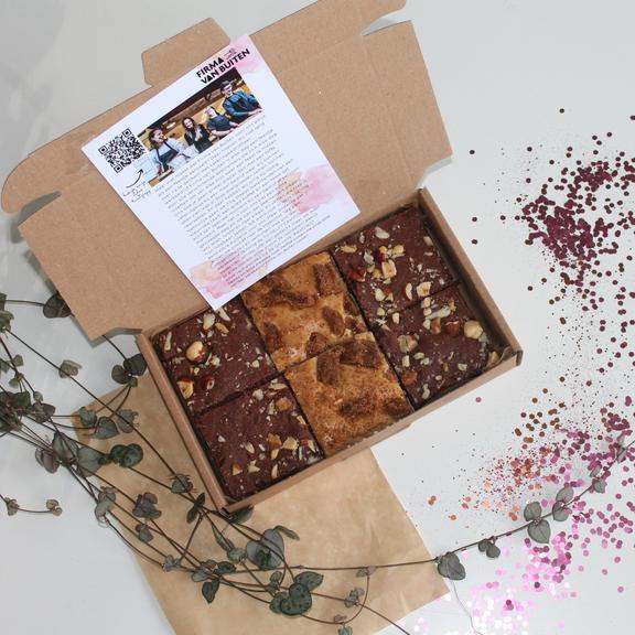 brownies Firma van Buiten