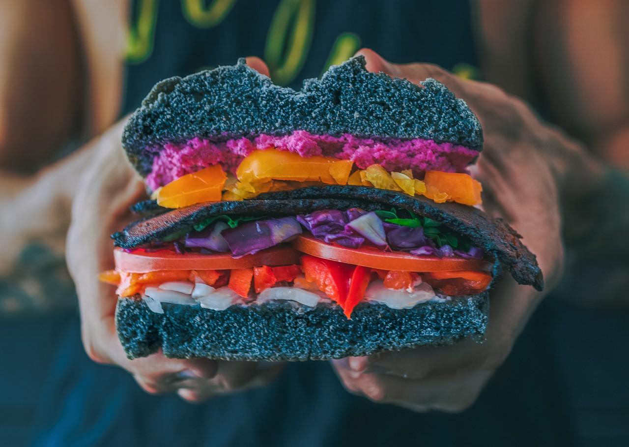 NK Lekkerste Vegan Burger 2022